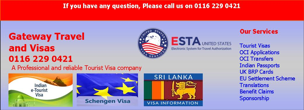 Online Indian e-Visa
